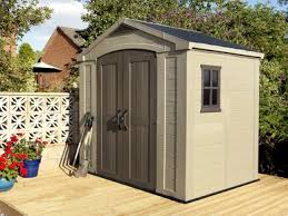 Keter Manor 4x6 Storage Shed by Factor 8x6 Storage Buildings By Keter Keter Sheds Pinterest