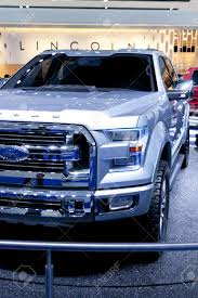 DETROIT - JANUARY 27 :The New Ford Atlas Concept Pickup Truck ...