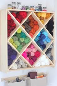 best 25 yarn storage ideas on pinterest yarn organization yarn