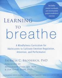Book Cover For Learning To Breathe