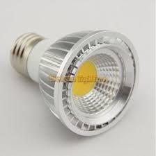 factory sale led par20 cob bulbs e27 9w cold warm white 110v 220v