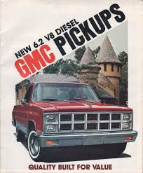 1982 Pickup GMC Sales Brochure Electrical Diagram 1982 Gmc Auto Wiring Today Gmc Cser Salvage Truck For Sale Hudson Co 140150 Pickup Information And Photos Momentcar Dualrearwheel Cab Chassis Squarebodies Pinterest 7000 Dump Truck Item Ae9024 Sold March 27 Cons Gmc30 Camper Special 33 Crew Dooley Sqaurebodies Chevrolet Bison Wikipedia Used Headlights For High Sierra Stepside 4x4 Short Box Chevy Custom K1500 Sale 2500 Utility Bed Pickup Dc Top Kick Tank K2242 June 9 Con