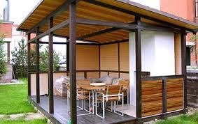 22 beautiful metal gazebo and wooden gazebo designs wooden
