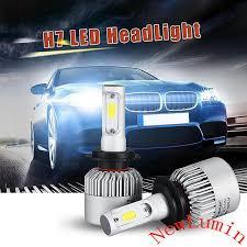 h4 h7 h11 h13 9005 9006 led bulb car flashlight make hi