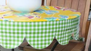 Outdoor Tablecloth With Umbrella Hole Uk by Impressive Round Patio Tablecloths With Umbrella Hole Modern Patio