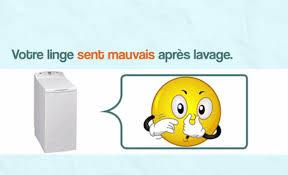 odeur linge machine a laver réparer lave linge pourquoi le linge sent mauvais après