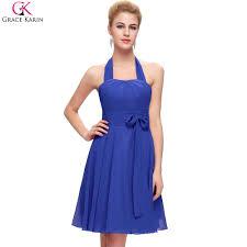 online get cheap bridesmaid dresses red short aliexpress com