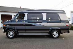 1992 Chevrolet Chevy Van 3 Dr G20 Cargo