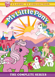 My Little Pony Bed Set by Amazon Com My Little Pony The Complete Series Original