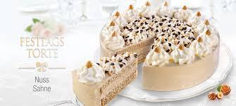 nuss sahne torte festtagstorte coppenrath wiese