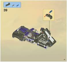 100 Lego Truck Instructions Lego Ninjago Skull Truck 2506 Instructions IMG