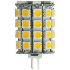 g4 led 6w 600 lumens 3000k plt g4 49smd5050 30k