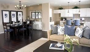 Wonderful Floor Plan Floors Dining Room Kitchen Living Combo Home And Garden Intended For Flooring