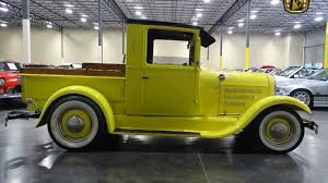 1929 Ford Pickup For Sale Near O Fallon, Illinois 62269 - Classics ... Truck 1929 Ford Model Pickup Stock Photos Aa Motorcar Studio Gas Hyman Ltd Classic Cars Super Cheap A Roadster Youtube Ford Model Hot Rod 22000 Pclick Uk For Sale Classiccarscom Cc1047732 Rm Sothebys Ton Good Humor Ice Cream Pick Up Allsteel Sale Hrodhotline Extended Cab Rods Street Dreams Patterns Kits Trucks 82 Stake Bed