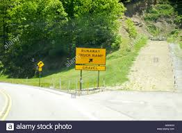 An Emergency Runaway Truck Ramp Stock Photo: 15008236 - Alamy Runaway Truck Ramp Road Sign Stock Photo Picture And Royalty Free Ndot Finishes Work On Mt Rose Highway Runaway Truck Ramp Roaming Rita Ramps Forest Edit Now 661650514 Wikipedia The Daily Rant Witnses Truckers Who Were Forced To Utilize Lanes Flies Up Safety Off Inrstate 70 Driver I77 In Virginia Youtube 26 Near Hood Oregon Pat Long Downhill Grades Require Engine Braking Experts Say Transport