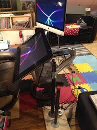 Lx Desk Mount Lcd Arm Cintiq by Ergotron Community Forum U2022 View Topic Lx Floor Mounting