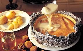 vacherin mont d or au four recettes cuisine française