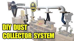 DIY Dust Collector System With Homemade Blast Gates And Automatic ... Dust Collection Fewoodworking Woodshop Workshop 2nd Floor Of Garage Collector Piping Up The Ductwork Youtube 38 Best Images On Pinterest Carpentry 317 Woodworking Shop System Be The Pro My Ask Matt 7 Small For Wood Turning And Drilling 2 526 Ideas Plans