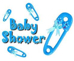 Baby boy baby shower clipart boy baby shower 2 Clipartix