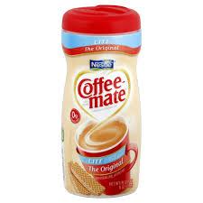 Nestle NES74185 Carnation Coffee Mate Non Dairy Powder Creamer