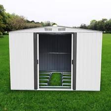 Suncast Alpine Shed Extension by Garden U0026 Storage Sheds Ebay