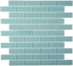 2x8 Glass Subway Tile by Abolos Reflections X Mirror Glass Subway Tile In Graphite 3quot