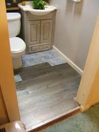 how to lay peel stick tiles over linoleum vinyl tiles
