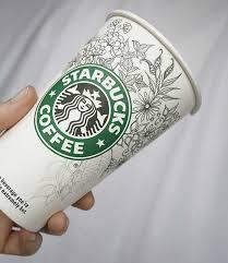 Drawn Starbucks Empty 4