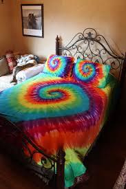 Blue Tie Dye Bedding by Bedroom Tie Dye Bedding Tie Dye Comforter Tie Dye Blanket
