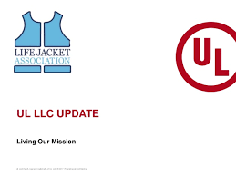 Living Our Mission UL And The Logo Are Trademarks Of LLC C 2017