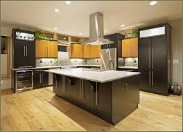 Quartz Countertops Kitchen Cabinets Near Me Lighting Flooring Sink Faucet Island Backsplash Cut Tile Glass Plywood Raised Door Chocolate Pear