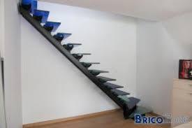 escalier sur mesure à monter soi même