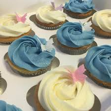 Mad4cakes On Twitter Butterfly Cupcakes In Silver Cake Cases