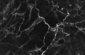Black Marble Texture With Lots Of Contrasting Veining Natural Pattern For Backdrop Or Background