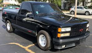 1990 Chevy C1500 SS 454 Truck W/ 45,000 Miles NEW PA INSPECTION