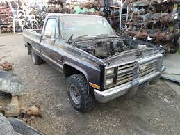 1983 CHEVY 1500 - Kendale Truck Parts
