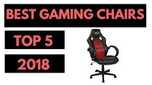 great ofm essentials racecar style leather gaming chair black and