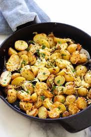 comment cuisiner des pommes de terre facile et prête en 20 min la recette des pommes de terre rôties