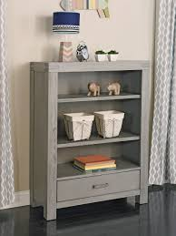 Baby Changing Dresser With Hutch by Oxford Baby Piermont Changing Topper Rustic Stonington Gray