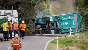 Pahiatua Track Closed After Rolled Truck Removed From Road | Stuff.co.nz Mission Tortilla Routes Schneider Offering Truckers An Ownership Route Fleet Owner 2019 Motor Carriers Road Atlas Buyers Market Inc Fed Ex For Sale Best Electric Cars 2018 Uk Our Pick Of The Best Evs You Can Buy Route Buying Process Uber Self Driving Trucks Now Deliver In Arizona Bread Routes Sale How To Buy A Business Sell Ford F350 Super Duty Vending And Cold Delivery Truck North Carolina All Sales Leasing Inventory Missauga Pepperidge Farm Chula Vista For Businessforsalecom