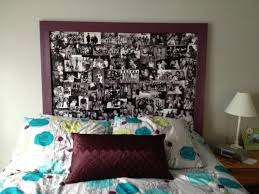 Ana White Upholstered Headboard by Ana White Modge Podge Black And White Photos Onto The Headboard