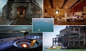 100 Spitbank Fort Historic Naval Fort Goes On Sale For 5million After Being