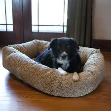 Coolaroo Dog Bed Large by Bowsers Platinum Series Microvelvet Donut Dog Bed Hayneedle