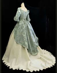Antique Vintage Victorian Ladies Dress 1800s Ball GownsVintage