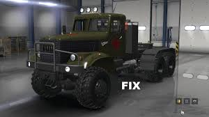Fix For Truck Kraz 255 Truck V 1.0 - ATS Mod | American Truck ... Russian Trucks Images Kraz 255 Hd Wallpaper And Background Photos Comtrans11 Another Cabover Protype By Why Kraz Airfield Deicing Truck Vehicle Walkarounds Britmodellercom Yellow Dump Truck Kraz65033 Editorial Photography Image Of 3d Ukrainian Kraz Fiona Armored Model Turbosquid 1191221 Kraz255 Wikipedia Kraz7140 Pack Trucks N6 C6 V11 For Fs 17 Download Fs17 Mods Original Kraz255 Spintires Mudrunner Mod Tatra Seen At A Used Dealer In Easte Flickr American Simulator Mods Ukrainian Military Kraz Stock Photos