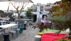 100 Mama Paris Hotel Rooftop Du Shelter Restaurants In 20e Arrondissement