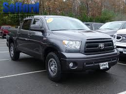 Pre-Owned 2013 Toyota Tundra 4WD Truck Rock Warrior Package W/ TRD ...