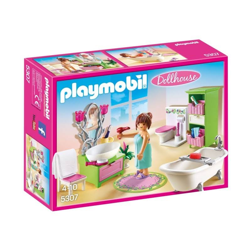 Playmobil 5307 Vintage Bathroom Set