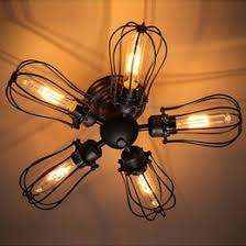 vintage industrial ceiling light fixtures vintage
