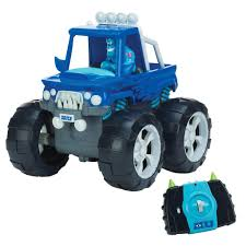 100 Master Truck Spin Monsters University Sulley Monster